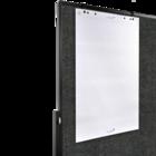 Legamaster PREMIUM PLUS tableau d'animation 150x120cm anthracite  - 004