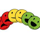 Legamaster símbolo magnético emoticon surtido 50mm 5pzs  - 001