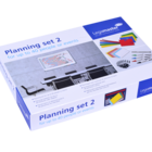 Legamaster planning set 2 for 40 people, events, projects  - 002