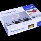 Legamaster Planungsset 2 für 40 Personen, Anlässe, Projekte  - 002