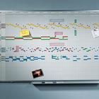 Legamaster PROFESSIONAL jaarplanner 12 maanden 100x150cm  - 001
