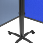 Legamaster PREMIUM PLUS workshop board foldable 150x120cm blue-grey  - 003