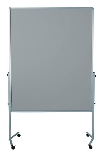 Legamaster PREMIUM mobiel workshopbord grijs - 001