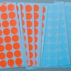 Legamaster workshop sticker rood-blauw 1040st  - 001