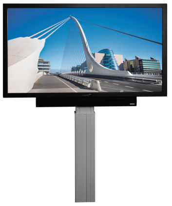 Legamaster e-Screen EHAXL column system for e-Screen 46-86inch - 001