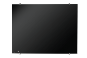 Legamaster glassboard 90x120cm black - 001