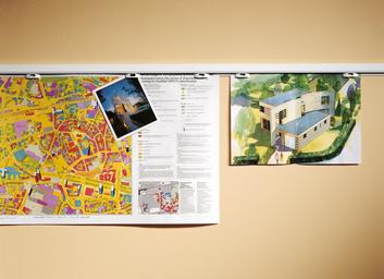 Legamaster EXPORAIL Papierklemme 6St. - 002
