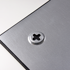 Legamaster tableau en verre 60x80cm noir  - 005