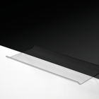 Legamaster tableau en verre 60x80cm noir  - 003