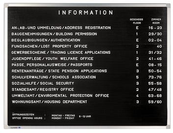 Legamaster PREMIUM tablero de información 40x60cm - 001