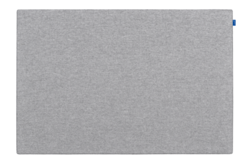 Legamaster BOARD-UP acoustic pinboard 75x100cm quiet grey - 001