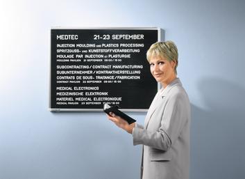 Legamaster PREMIUM information board 40x60cm - 003