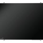 Legamaster tableau en verre 90x120cm noir  - 001