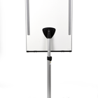 Legamaster UNIVERSAL TRIANGLE mobile flipchart star base  - 005