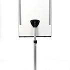 Legamaster UNIVERSAL TRIANGLE mobiele flipover stervoet  - 005