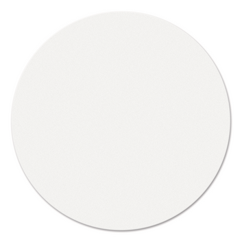 Legamaster workshop card circle 190mm white 250pcs - 001