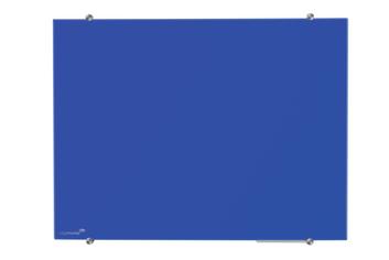 Legamaster glasbord 100x150cm blauw - 001