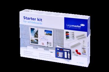 Legamaster STARTER Whiteboard Zubehörset 27-tlg. - 001