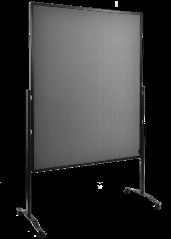 Legamaster PREMIUM PLUS workshop board 150x120cm grey - 001