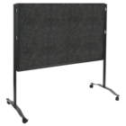 Legamaster PREMIUM PLUS workshop board foldable 150x120cm anthracite  - 005