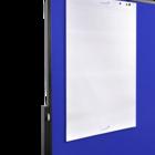 Legamaster PREMIUM PLUS workshop board foldable 150x120cm navy-blue  - 004