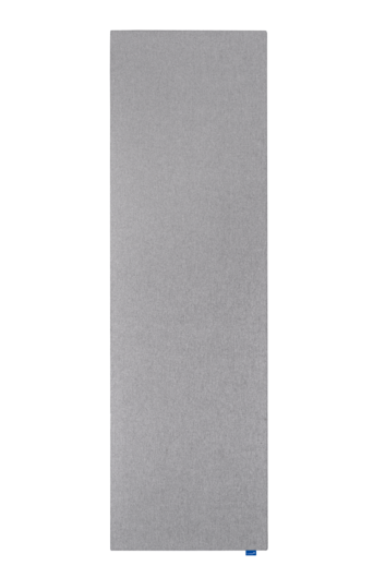 Legamaster WALL-UP Akustik-Pinboard 200x59,5cm Quiet grey - 001