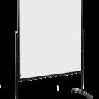 Legamaster PREMIUM PLUS workshop board foldable 150x120cm white  - 001
