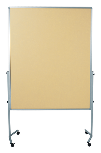 Legamaster PREMIUM mobile workshop board beige - 001
