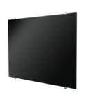 Legamaster tableau en verre 90x120cm noir  - 004