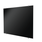 Legamaster glassboard 90x120cm black  - 004