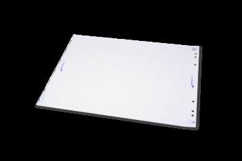 Legamaster bloc-papier ordinaire pour flipchart 5pcs - 001
