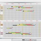 Legamaster PROFESSIONAL jaarplanner 6 maanden 90x120cm  - 001