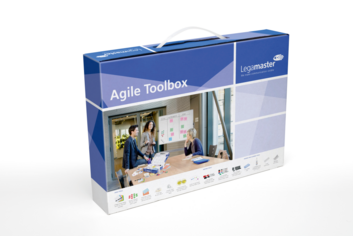 Legamaster Agile toolbox 500-pièces - 001