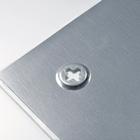Legamaster glassboard 60x80cm white  - 005