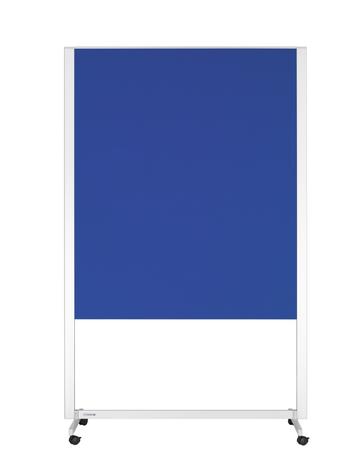Legamaster PROFESSIONAL mobile Moderationswand blau - 001