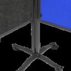 Legamaster PREMIUM PLUS workshop board foldable 150x120cm anthracite  - 003