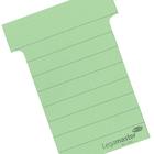 Legamaster planmodule T-kaart 101mm groen 100st  - 001