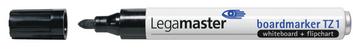 Legamaster TZ1 board marker black - 001
