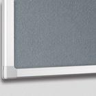 Legamaster PROFESSIONAL feltboard 100x150cm grey  - 003