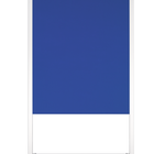 Legamaster PROFESSIONAL tablero para workshop móvil azul  - 001