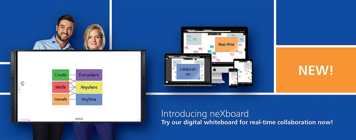 Try Legamaster neXboard
