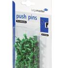 Legamaster push-pin groen 50st  - 001