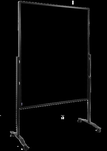 Legamaster PREMIUM PLUS divider board 150x120cm transparent - 001