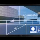 Legamaster e-Screen ETX touch monitor ETX-6510UHD schwarz  - 001