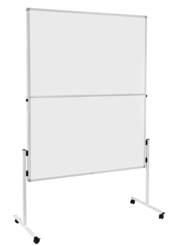 Legamaster ECONOMY foldable workshop board white - 001