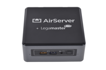 Legamaster universal mirroring receiver AirServer Connect - 001