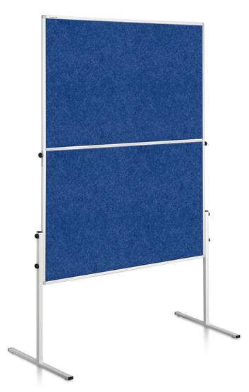 Legamaster ECONOMY inklapbaar workshopbord blauw - 001