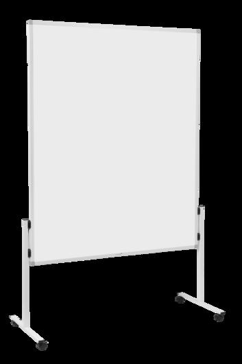 Legamaster ECONOMY tablero para workshop blanco - 001