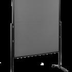 Legamaster PREMIUM PLUS workshop board foldable 150x120cm grey  - 001