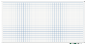 Legamaster PREMIUM bedrukt whiteboard liniatuur 100x200cm - 001